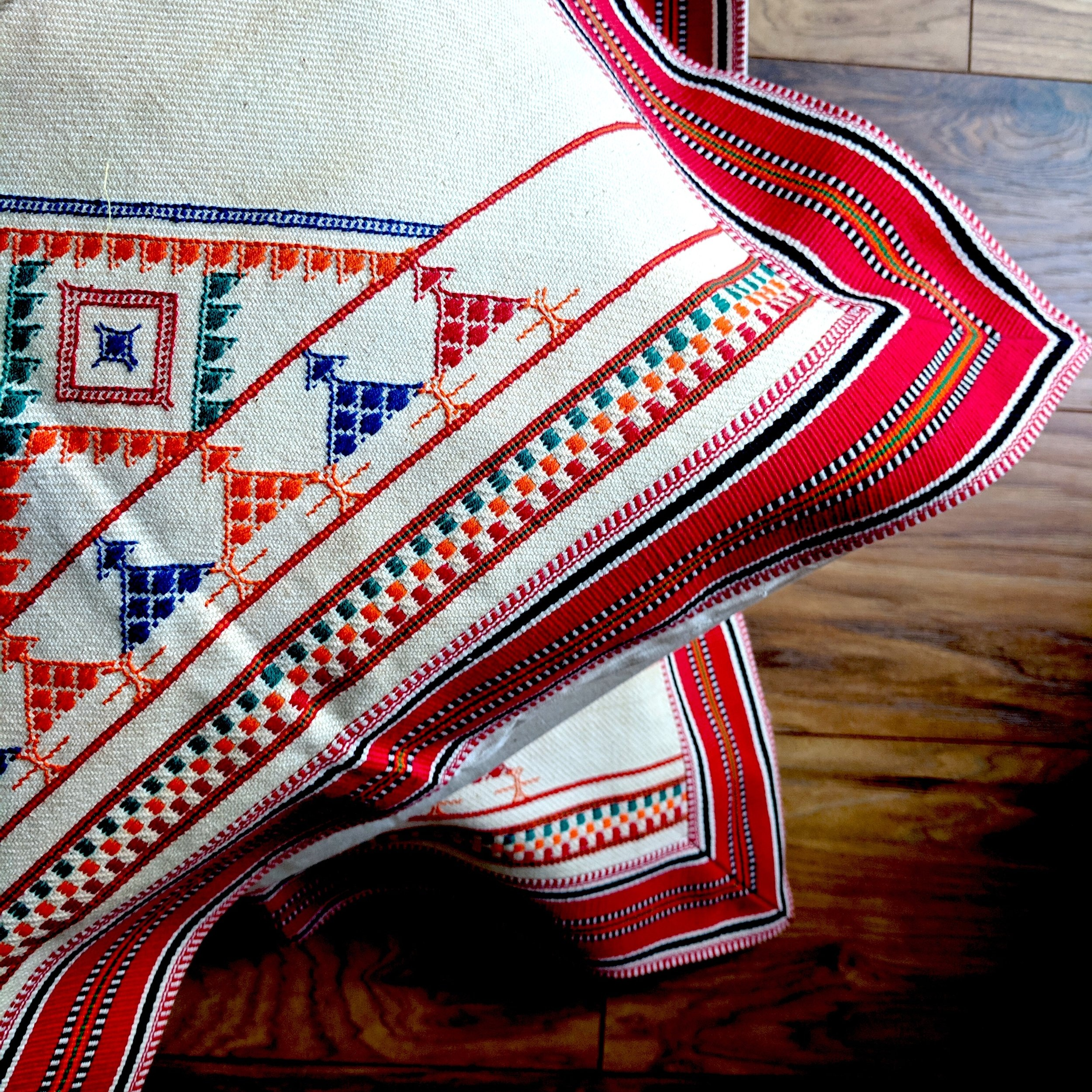 Dune Handwoven Cushion Cover