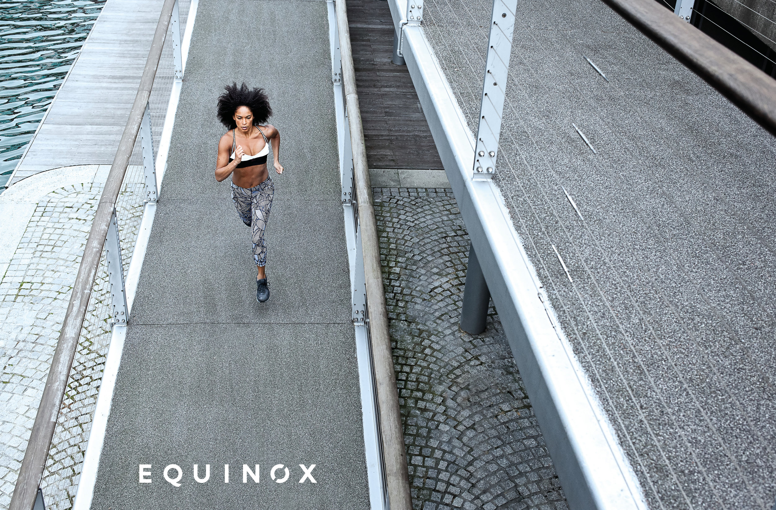 Client - Equinox Gyms | Agency - Equinox | Description - In club point of sale fitness series showcasing UK clubs and athletes.