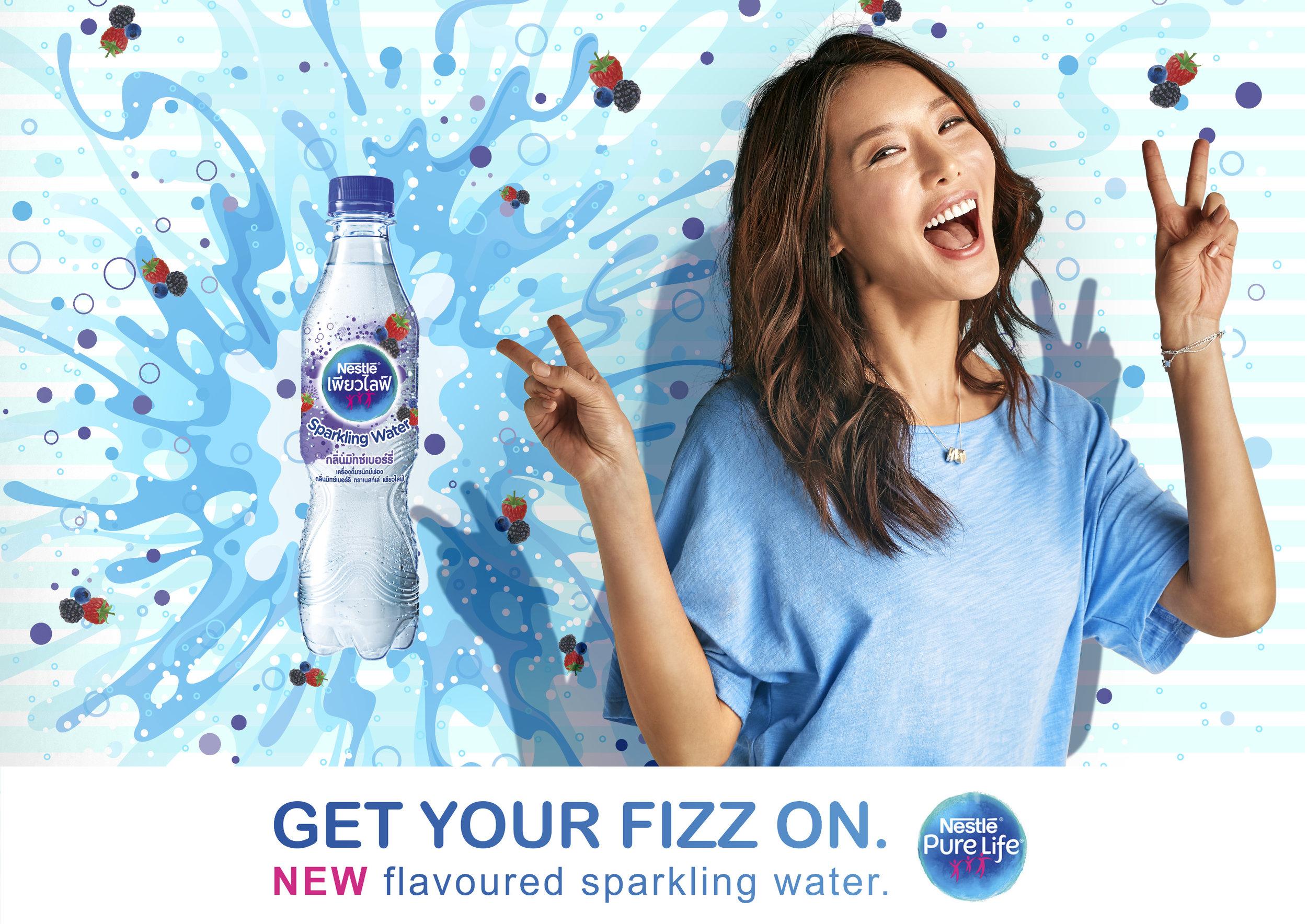 Nestle Pure Life Campaign