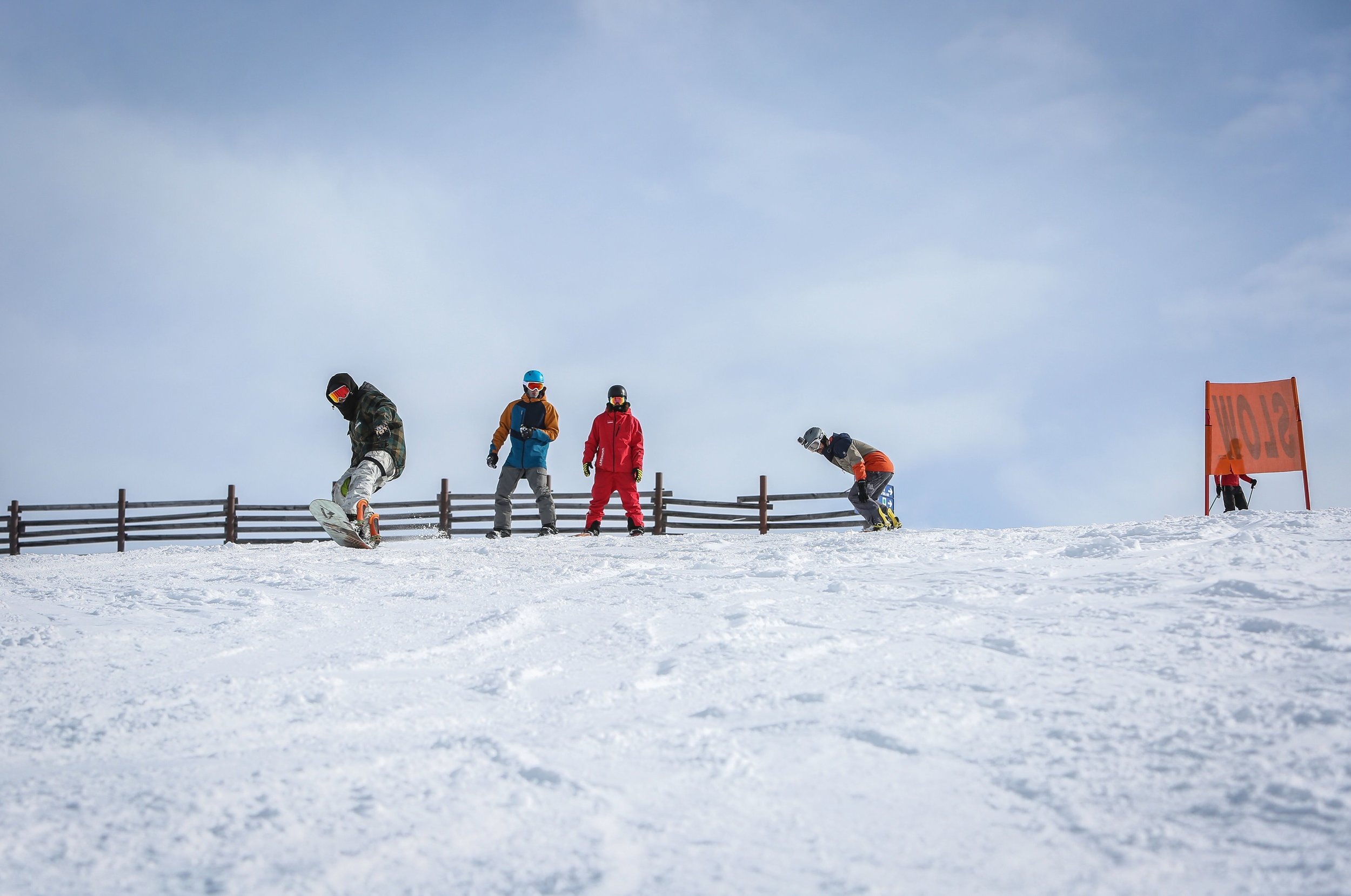 Professional Coaching - Cardrona