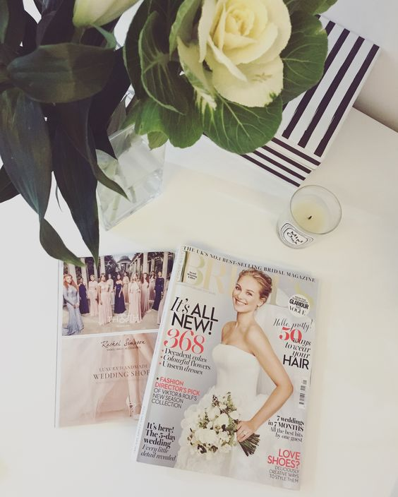 Brides Magazine - January 2017