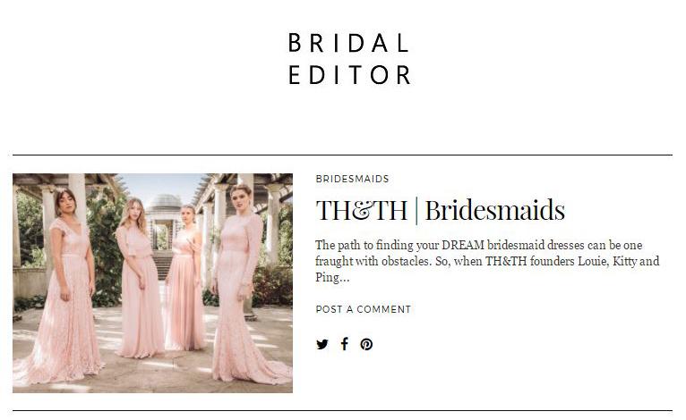 Bridal Editor - June 2017