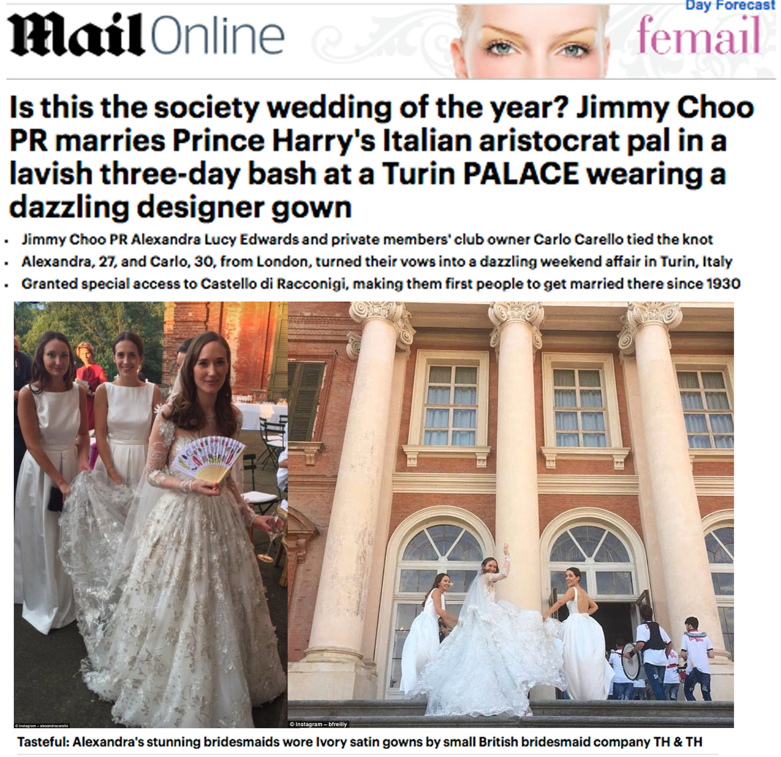 Daily Mail - July 2017