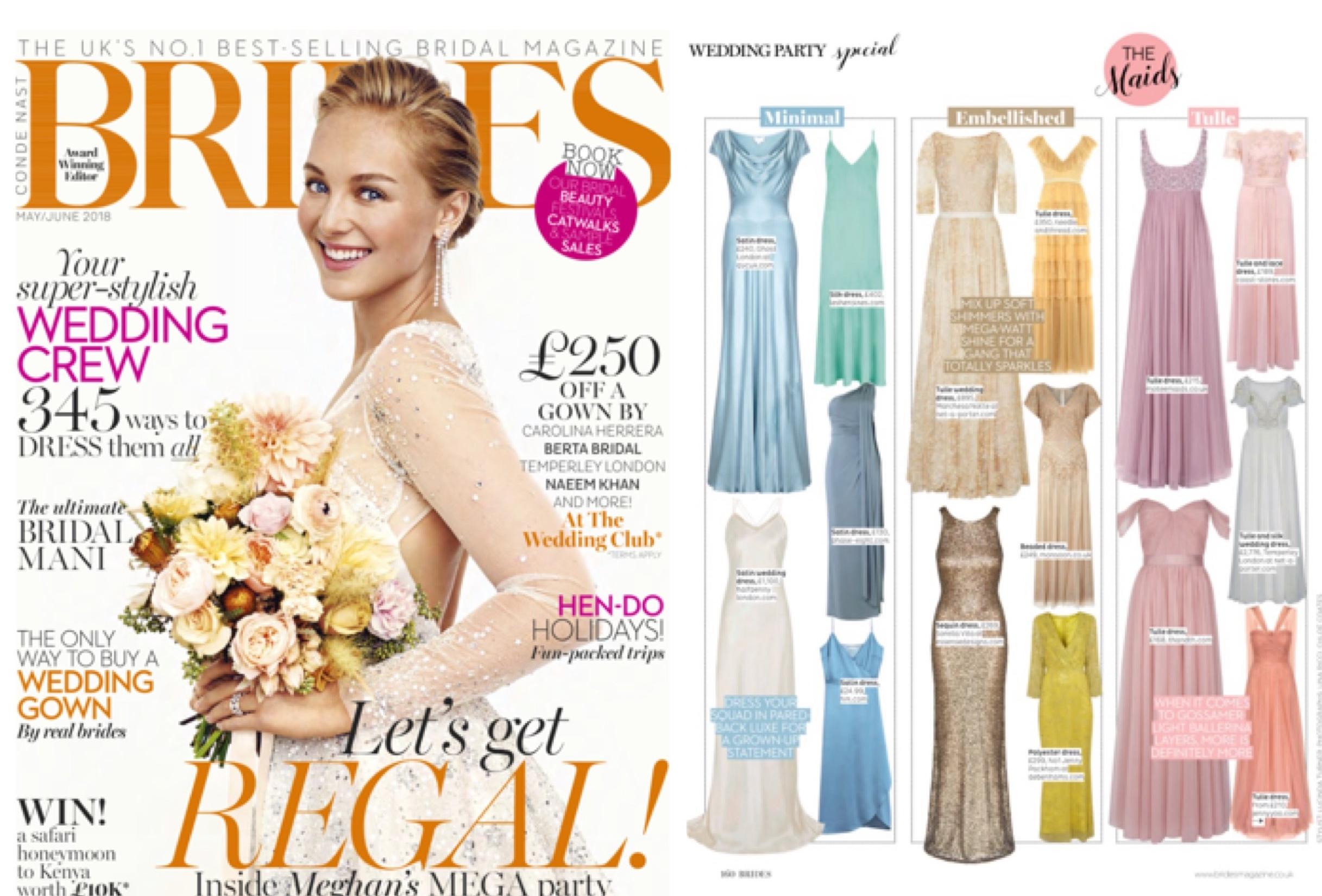 Brides Magazine - May/June 2018