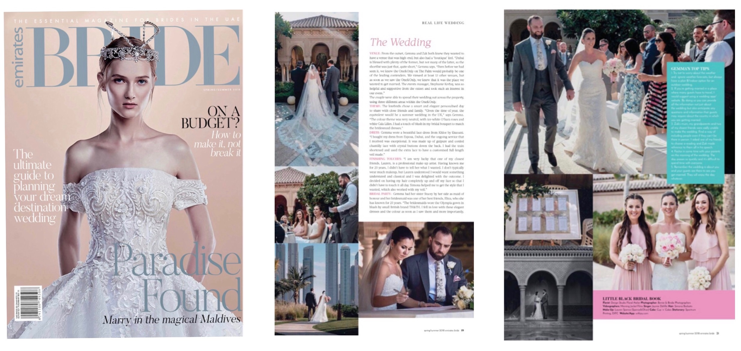 Emirates Bride - April 2018