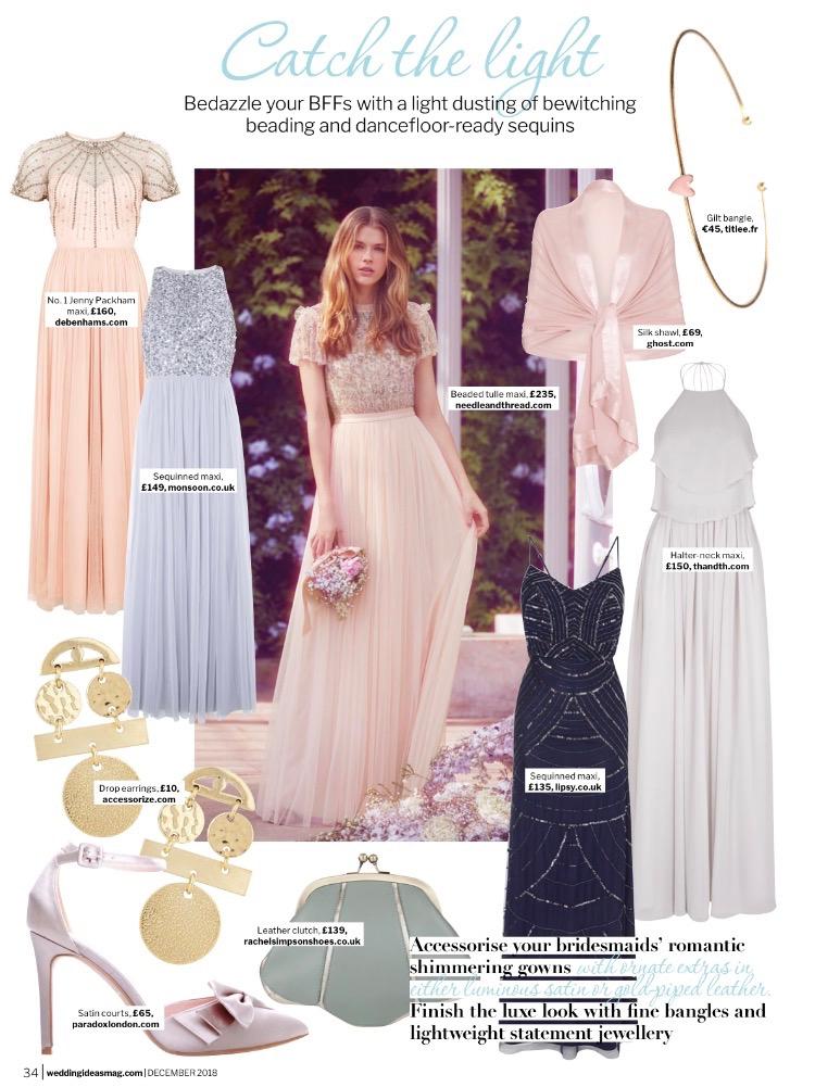 Wedding Ideas - December 2018