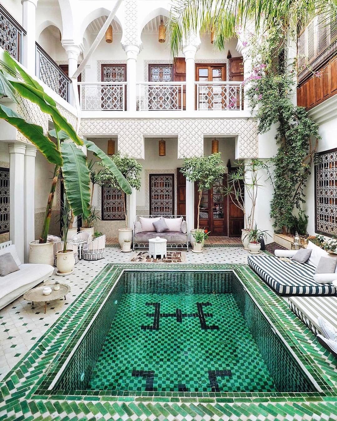Riad Yasmine - Marrakech
