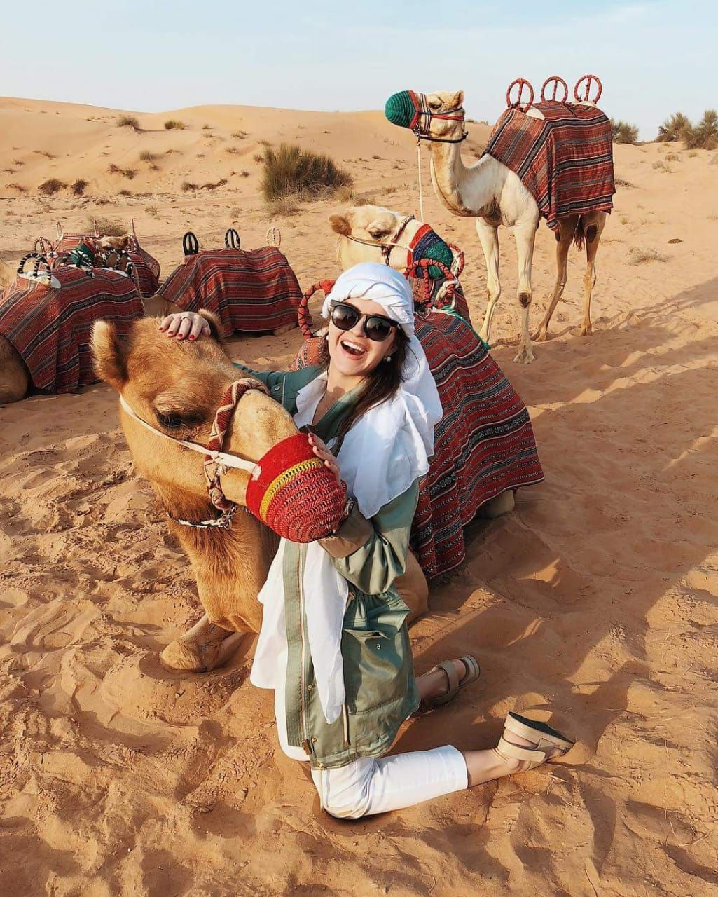 Image - Dubai Desert Tours