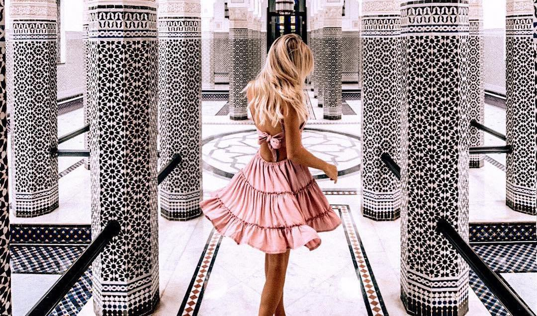 La Mamounia - Image - In Her Shoes