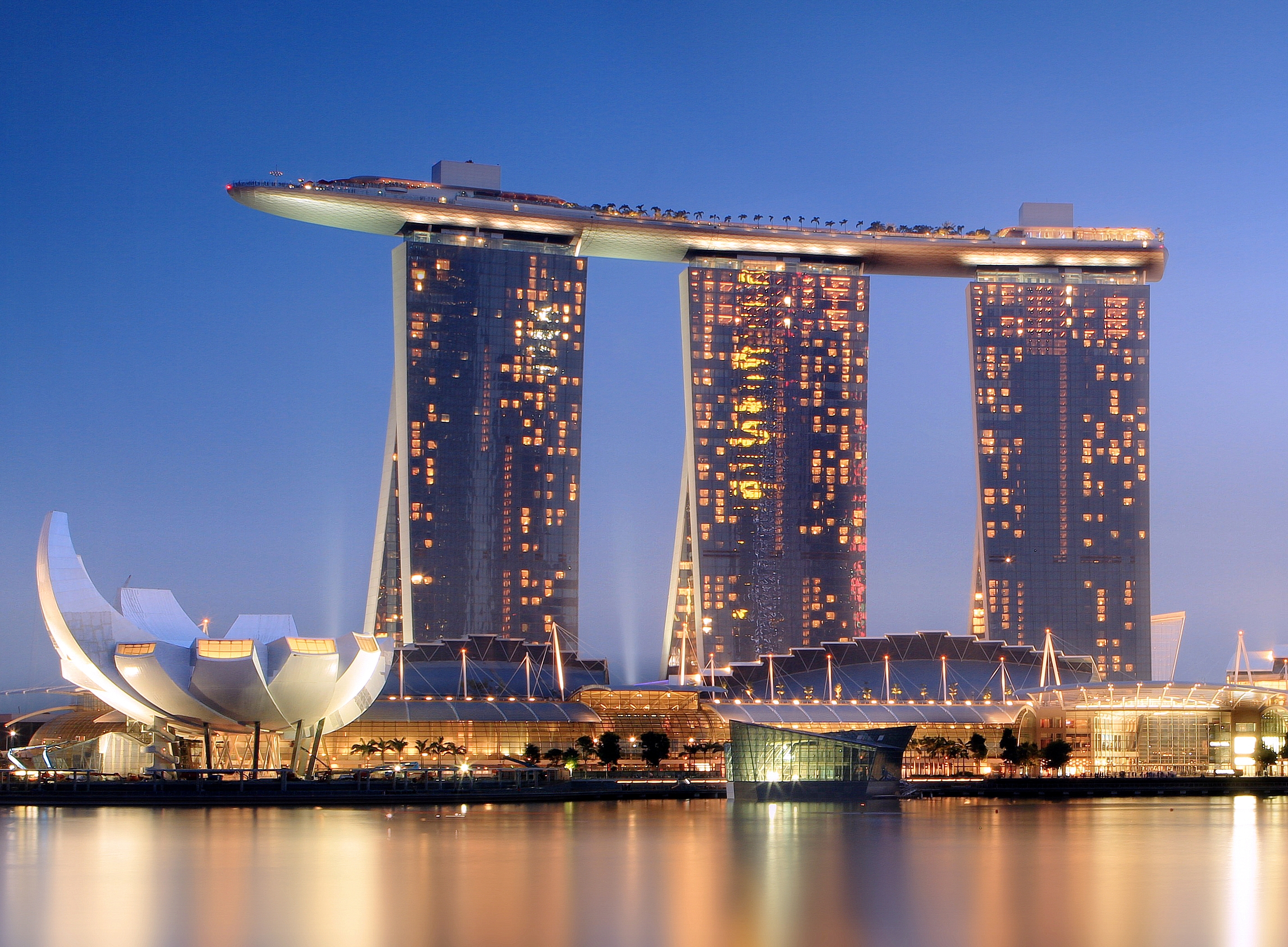 Photo Credit - Marina Bay Sands