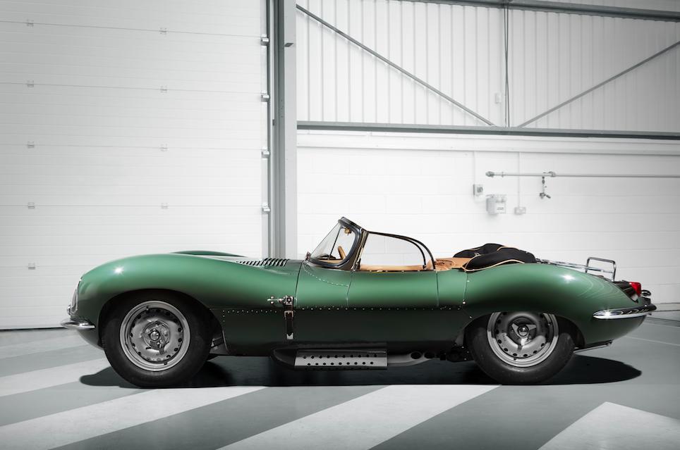 Jaguar XKSS Wedding car