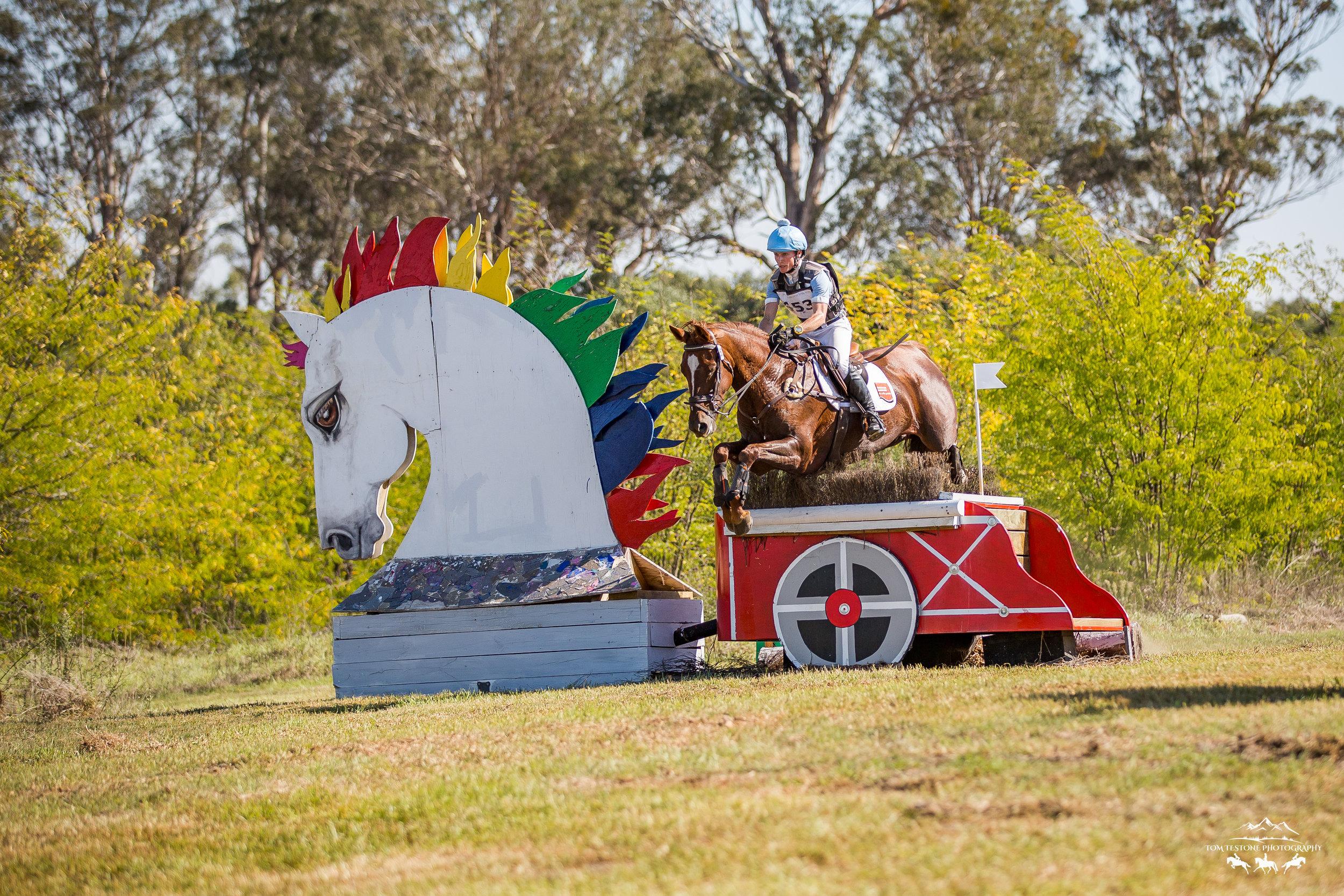 Equestriad April 2018