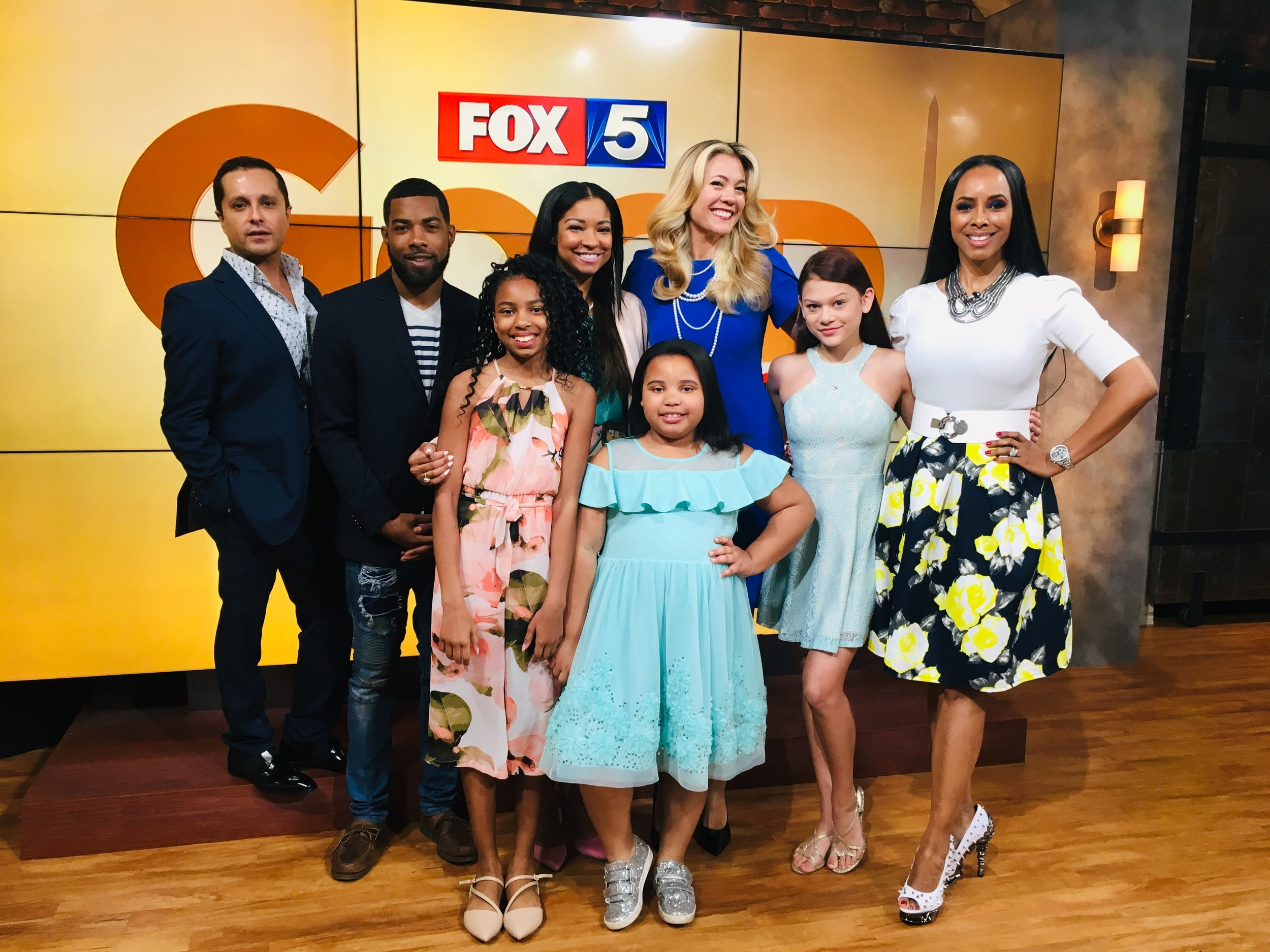 Fox5 Good Day DC: Easter Fashion 2019