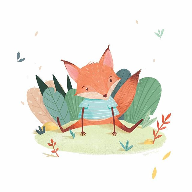 🦊 . . . #babyboy #fox #babyfox #boy #birthcard #baby #leafs #colour #birthannouncement #dre #graphicdesign #geboortekaartje #geboorte #invitationdesign #geboorte #antwerpen  #lauramuls #geboortekaartjes