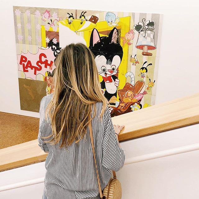 🌈 . . . #art #colours #museum #cartoon #modernart #museumludwig #cologne #lauramuls