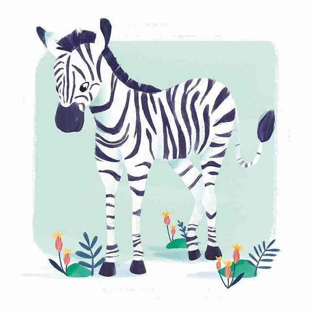 🦓 . . . #procreate #illustration #zebra #birthannouncement #babyboy #characterdesign #sketchbook #geboortekaartje #birthcard #blue #antwerp #geboortekaart #zwanger #illustration_best #animalillustration #drawing #children #color #ipadpro #moreillustrations  #lauramuls