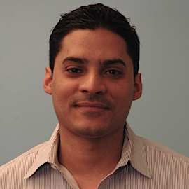 Luis Cosme  VP Managed Services