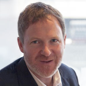 John Christie  Co-Founder & COO