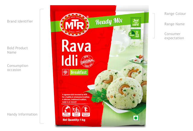 MTR foods - new identity, packaging & story — Elephant Design