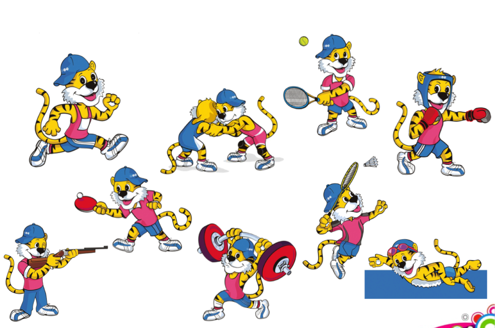 Commonwealth Youth games _Sports Branding_Elephant Design_4.jpg