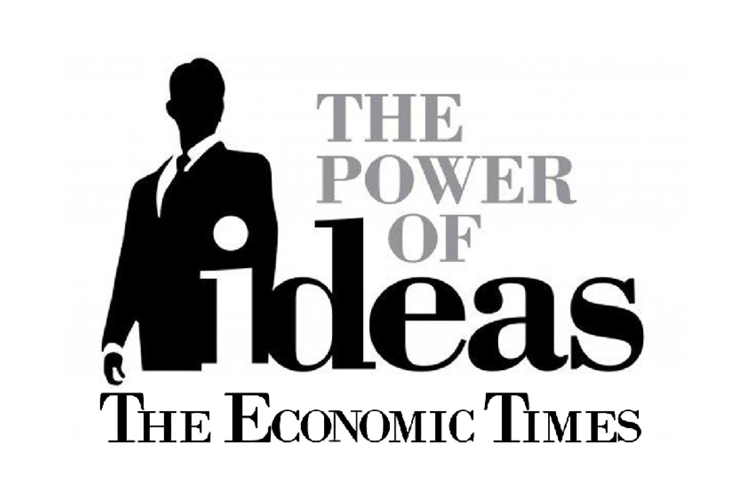 Economics Times Power of Ideas_Elephant Design_Pune, Singapore.jpg