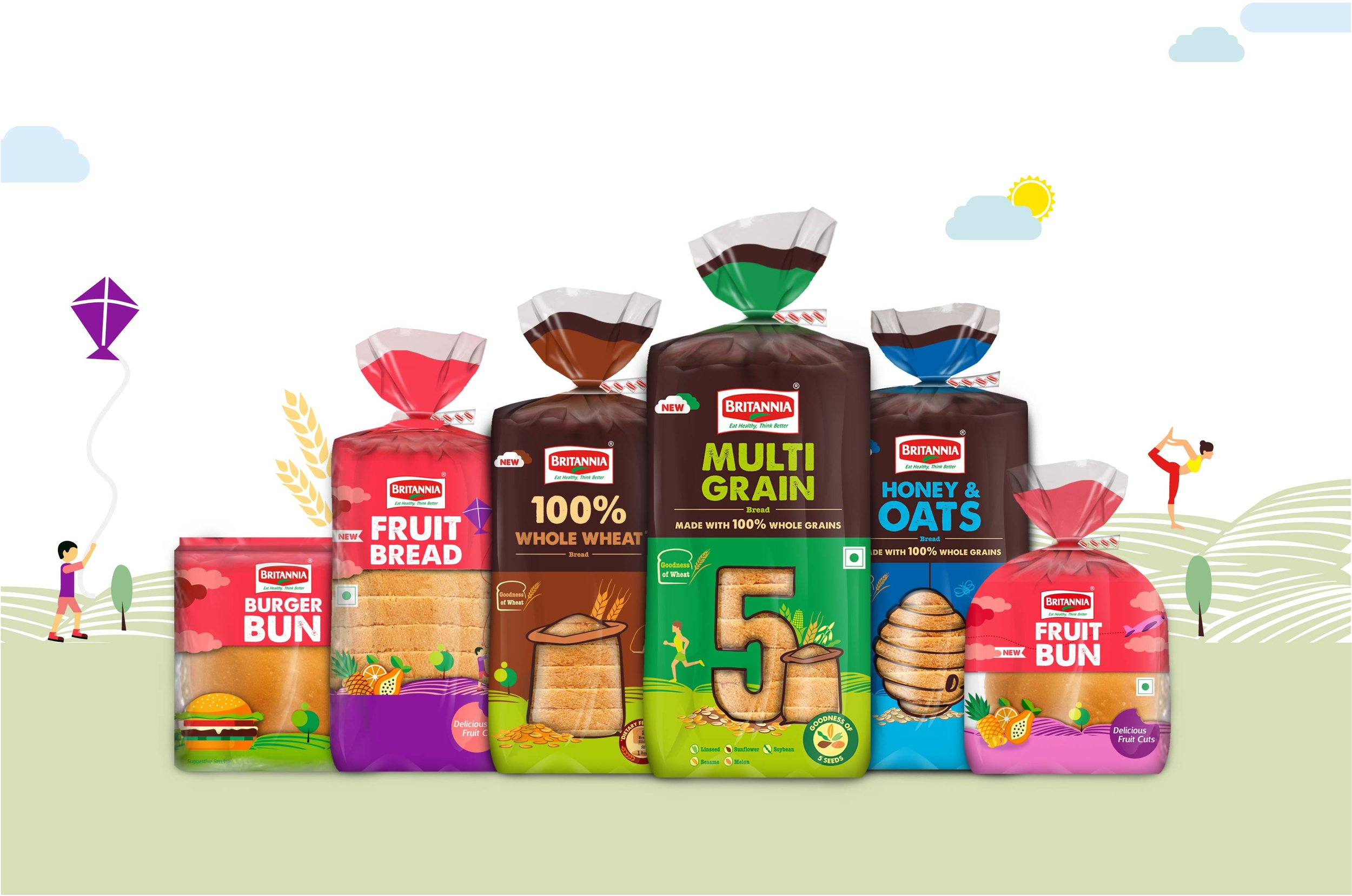 Britannia Breads_Packaging Design_Elephant Design, Pune, Singapore.jpg