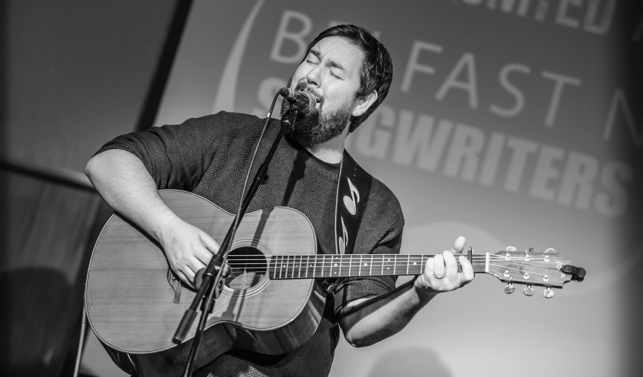 Performing at the superb Annual Belnash Festival, Clayton Hotel, Belfast