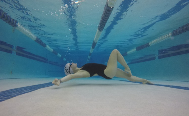 After almost drowning in 2014, Rebecca West Hensinger became terrified of water. She overcame her fear and went on to represent Team USA at the World Championships in 2018.