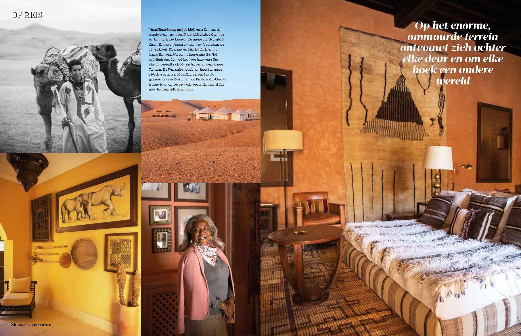 Residence Magazine Page 4