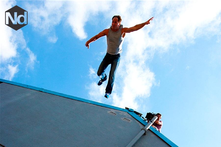 Nicholas Daines - Stuntman