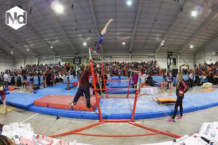 Fox Gymnastics Gym - Nicholas Daines