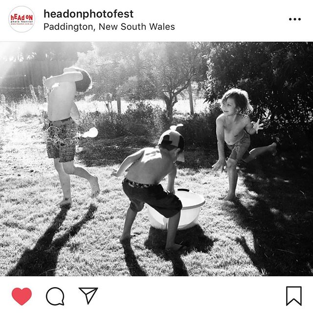 My image - Boys, Balloons and Back yards was a finalist in this years @headonphotofest awards.  It's always exciting when your images are included!  #headon18 #headonphotofestival #headonphotoawards #bw #monochrome #blackandwhitephotography #instablackandwhite #iphoneography #igersbnw #iphoneonly #lifewithboys #fun #happy #australianlife #southaustralia