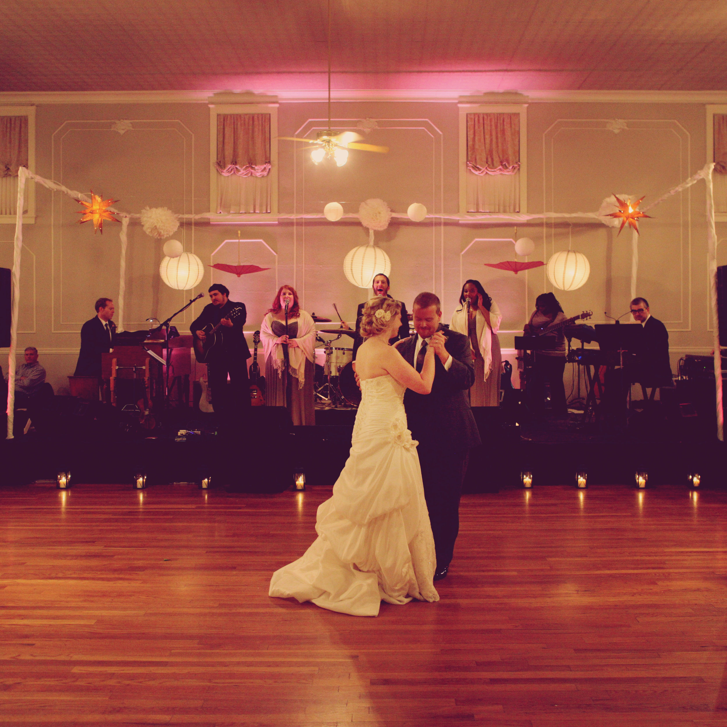 WEDDING PRODUCTIONS -