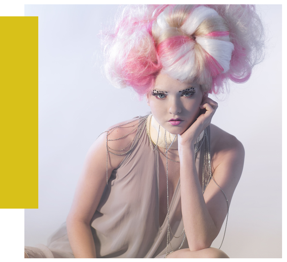 Creative - Do you have a creative project that needs a professional, artistic touch? We're artists ourselves so we've got you covered! From hair pieces to wigs to special adornments, we'll help you bring your vision to life. View our Creative Portfolio or talk to us about your creative idea today!