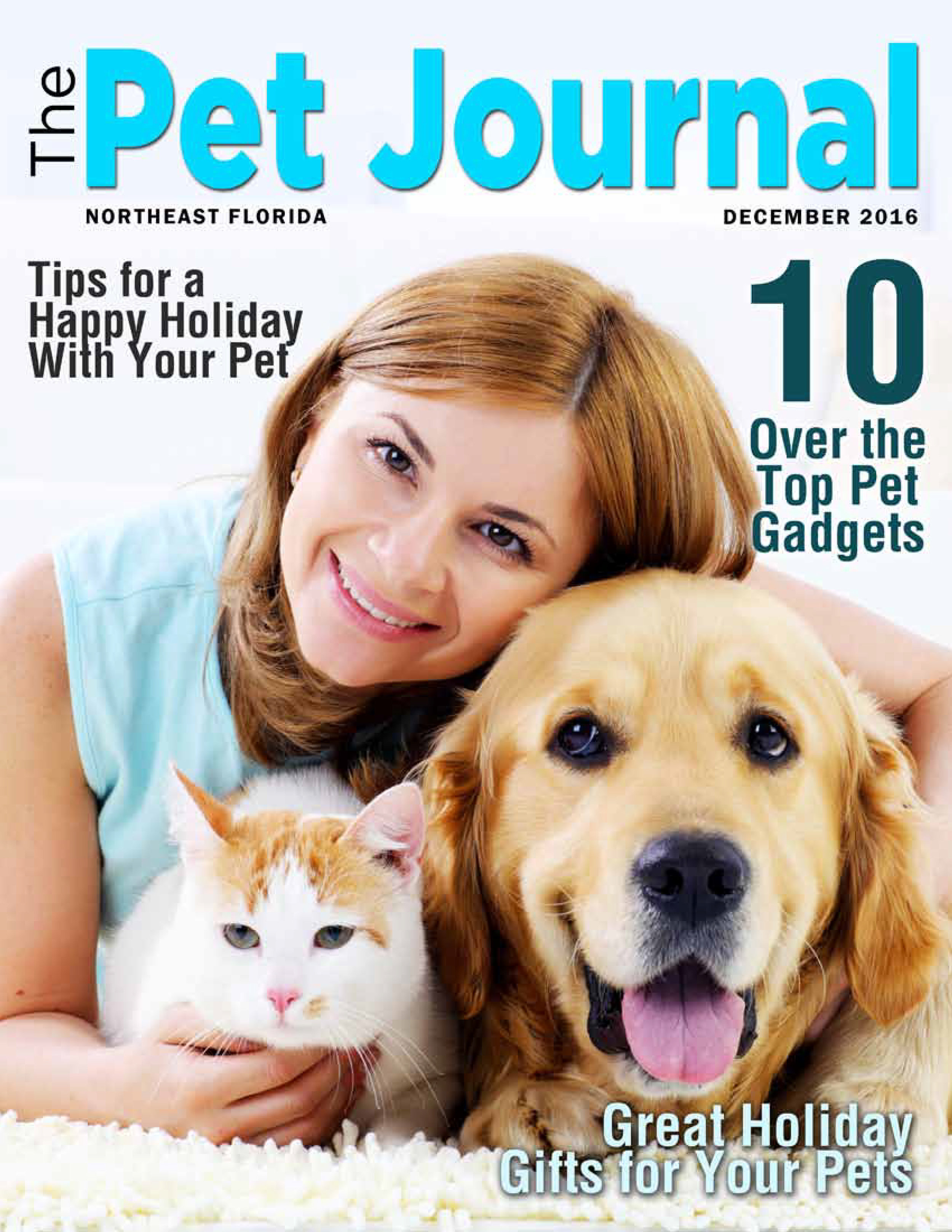 The Pet Journal December 2016