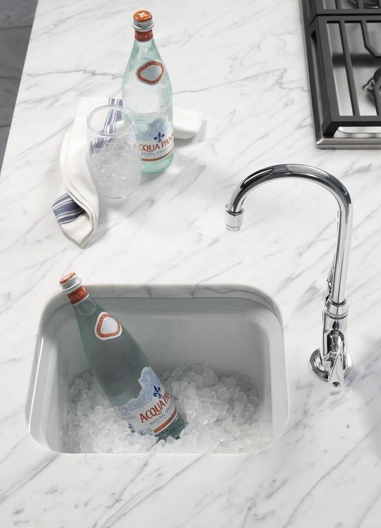 Essex Bar Faucet 8761, Norhland Bar Sink 5818