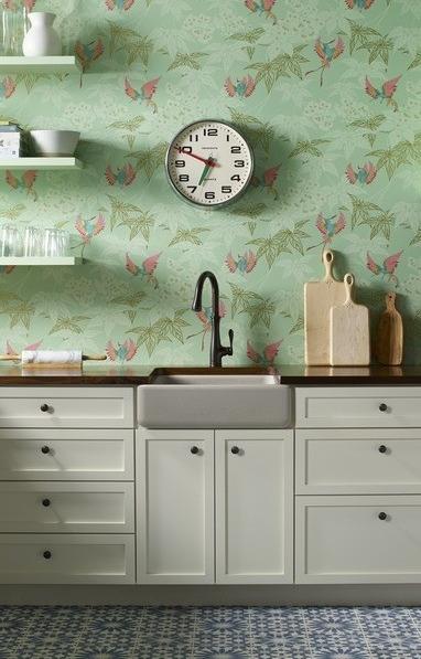Bellera Kitchen Faucet 560,Whitehaven Sink 6489