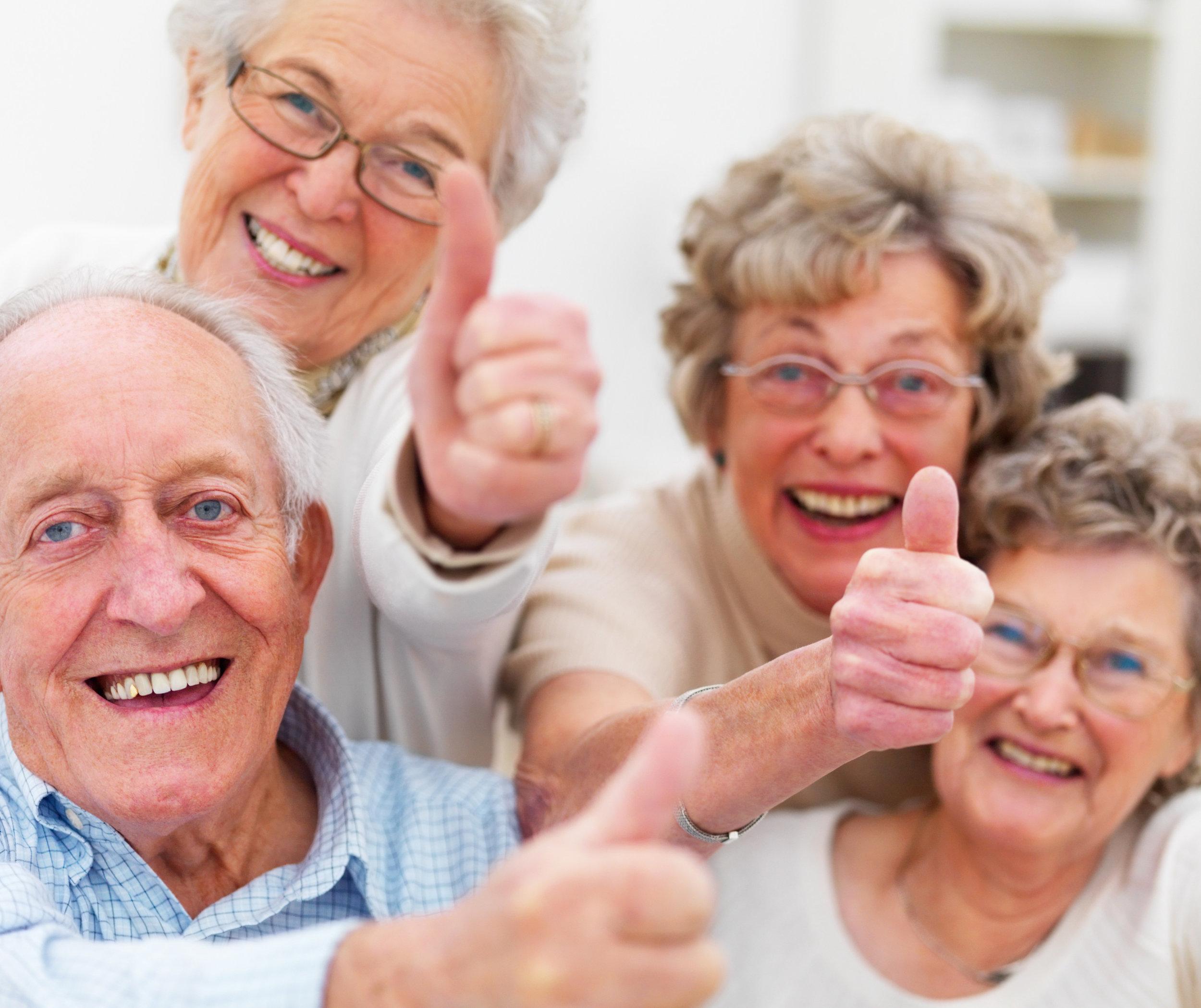 Senior & Veteran Discounts Available on Plumbing, Heatnig & AC Services