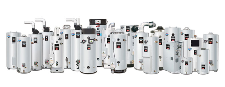 Bradford White Water Heaters Made In Michigan - Residential and Commercial Water Heaters