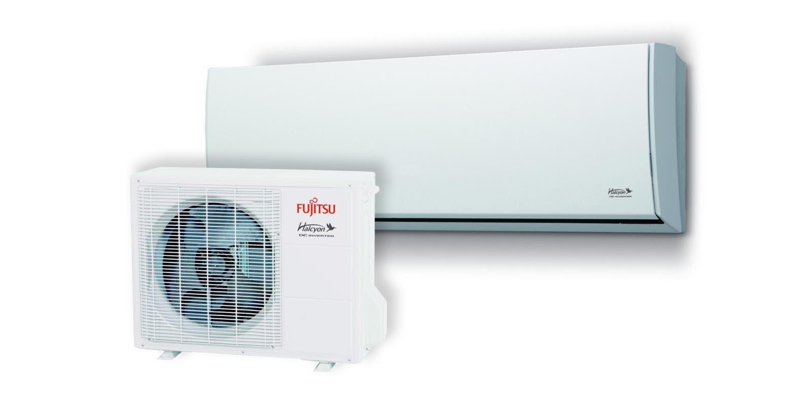 Fujitsu Heat Pump  & Mini Split Systems - Installation, Repair and Service.jpg