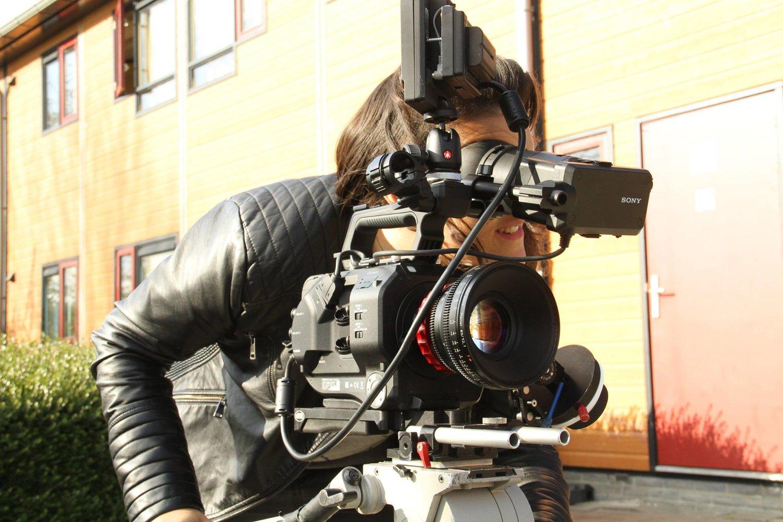 Behind the scenes -Droomvergunning