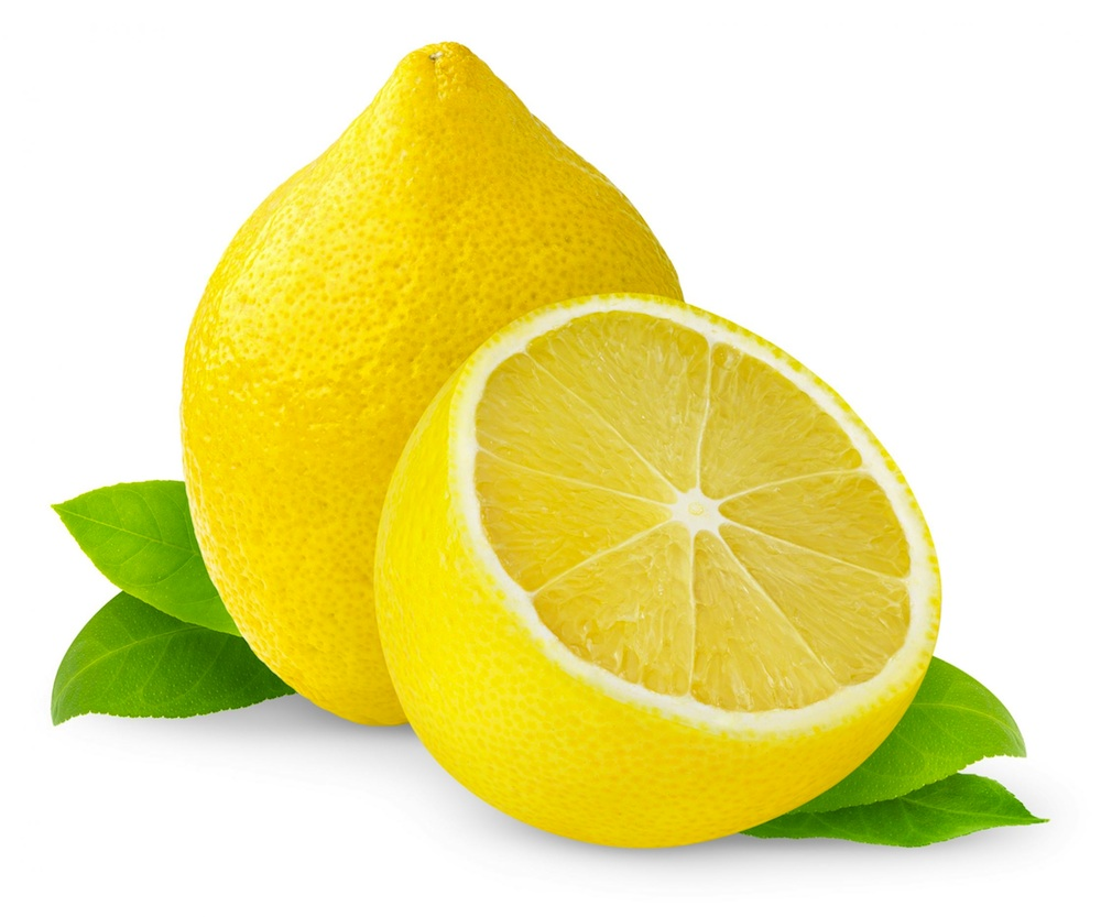 Whole lemons