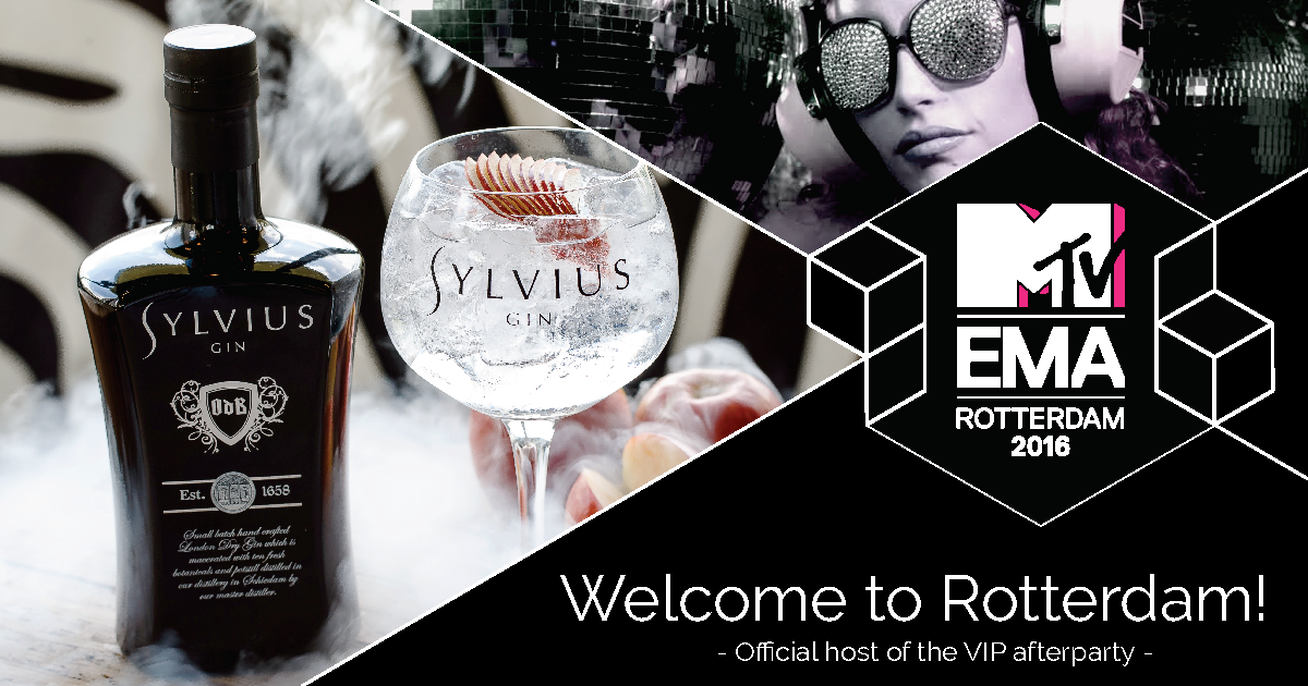 MTV VIP party sponsored by Sylvius Gin