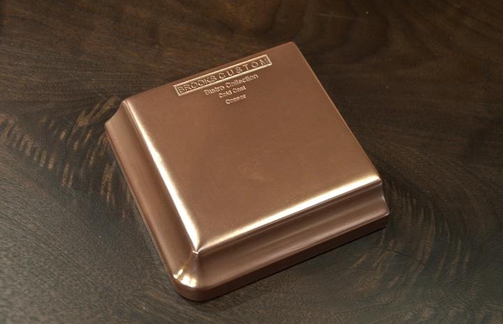 Copper Metal Countertop Sample