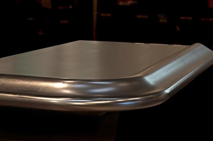 Nickel Table Top