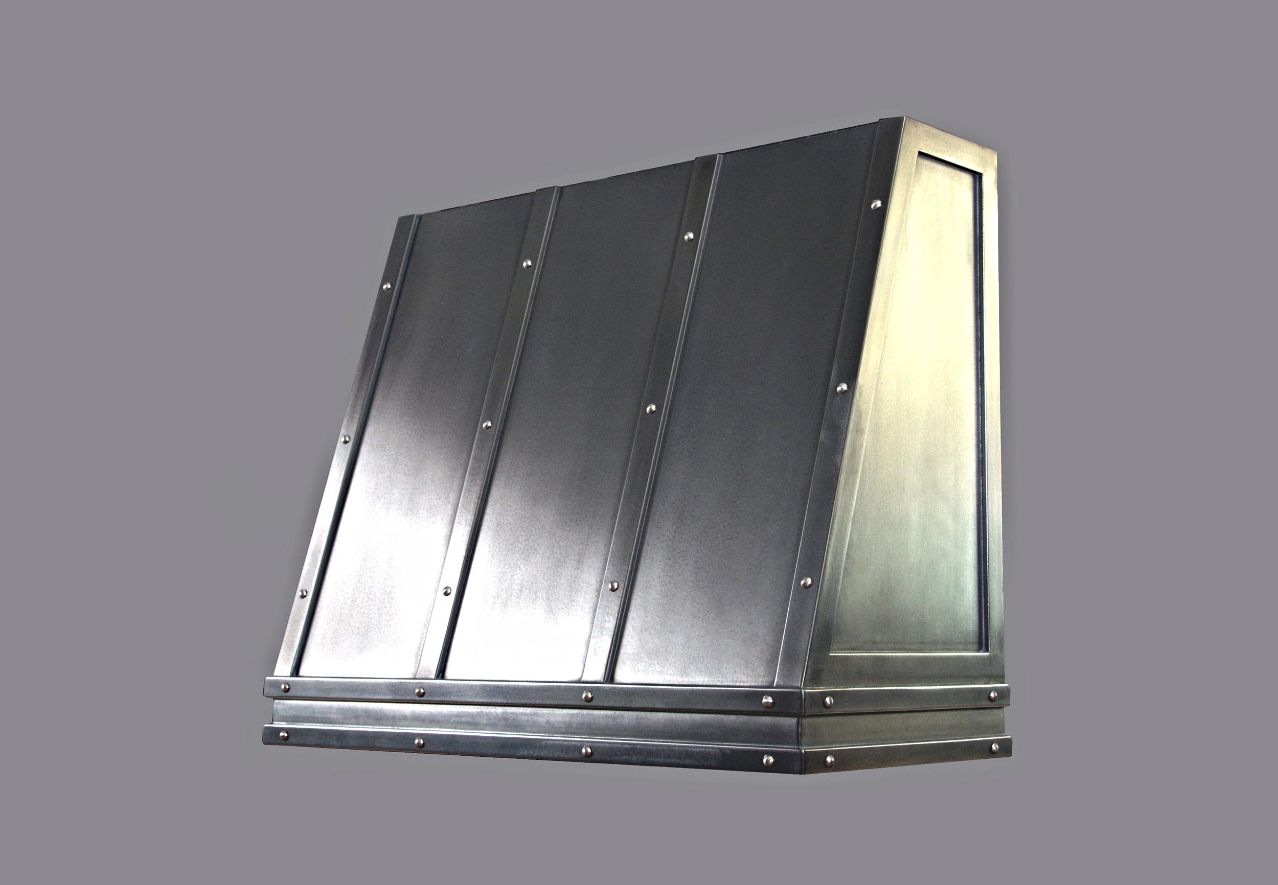 Stainless Steel Range Hood Shell