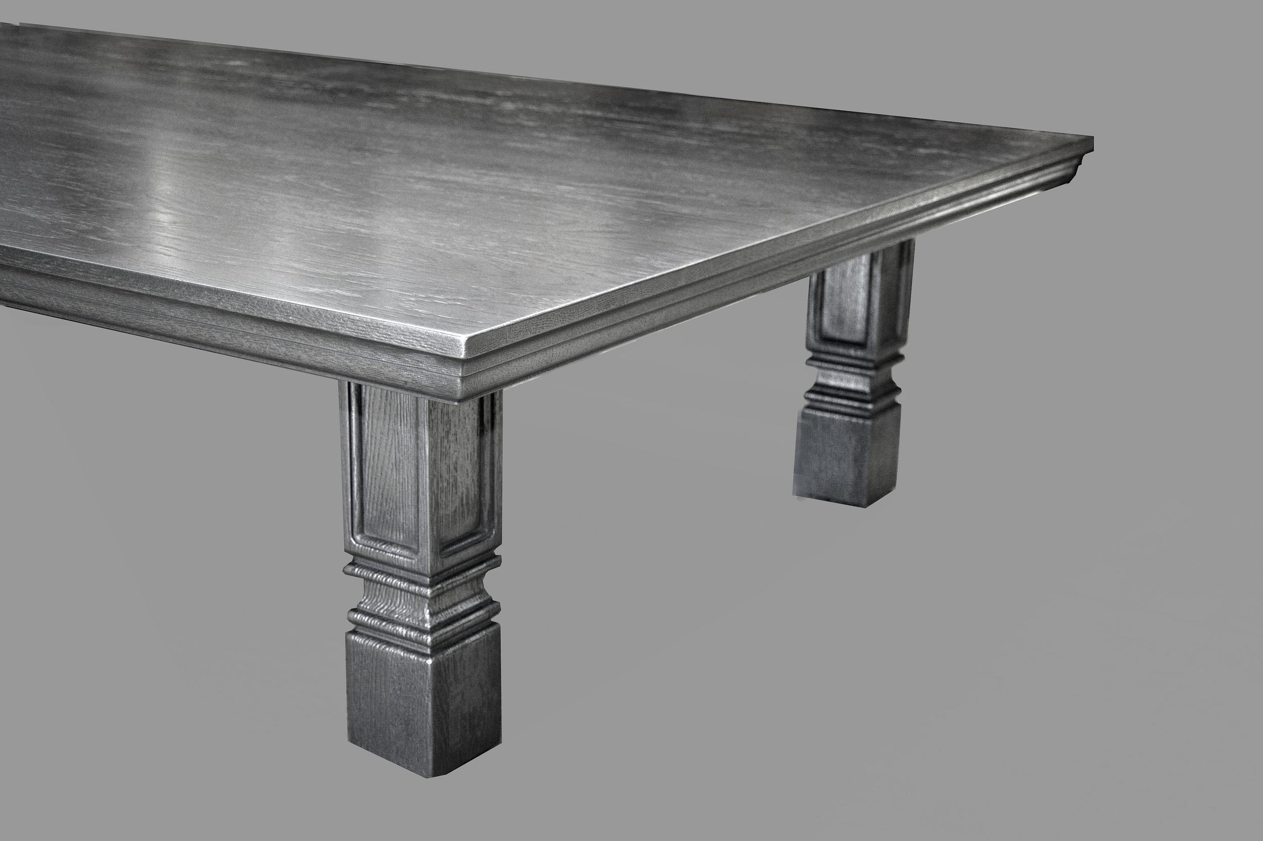 Nickel Coffee Table