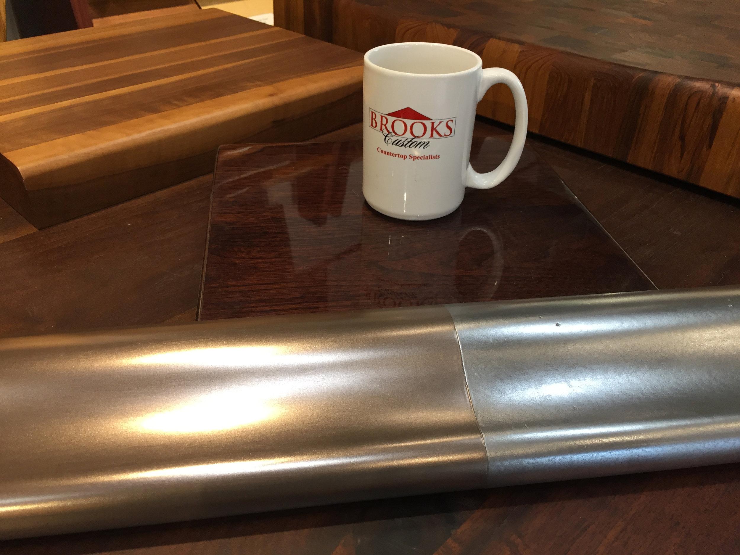 Bar Rails for Commercial Metal Bar Tops