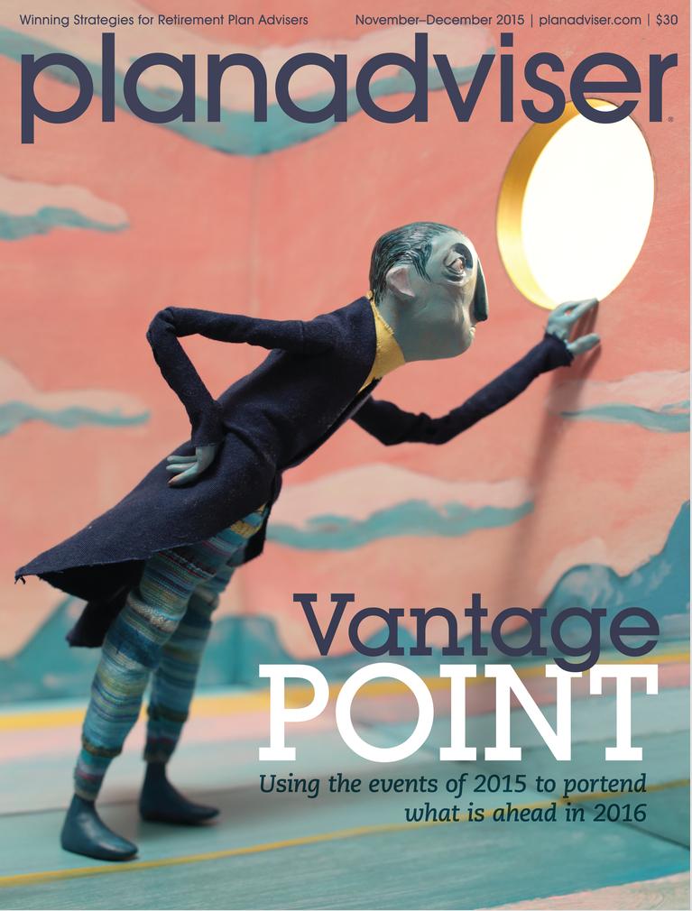 Vantage Point Planadviser cover