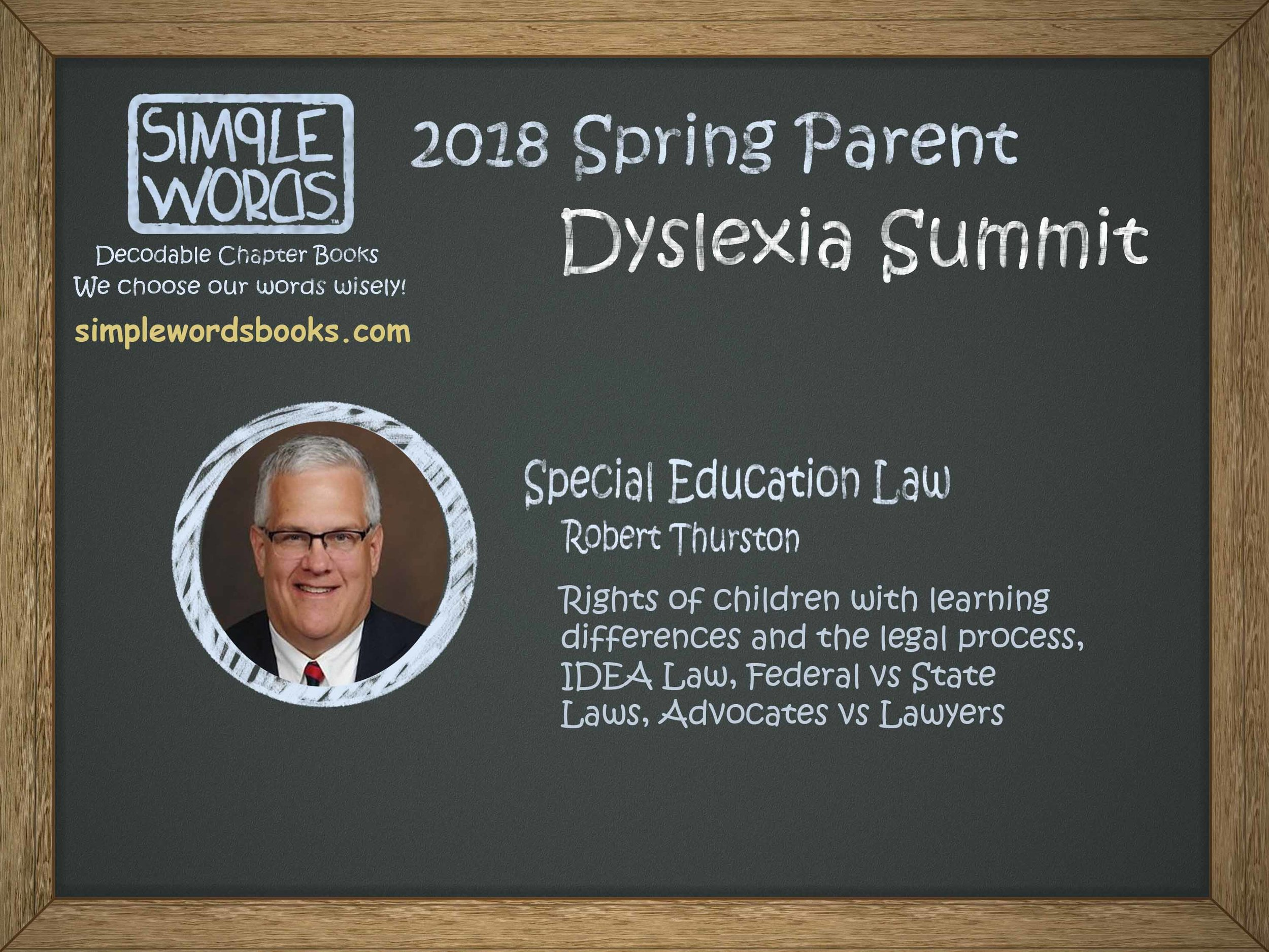 2018 Spring Dyslexia Summit Robert Thurston.jpg